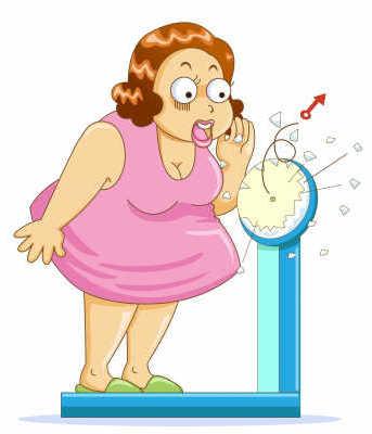 Übergewicht Folgen